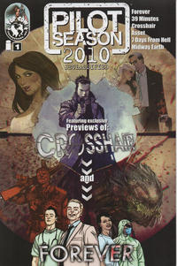Cover Thumbnail for Pilot Season: Declassified 2010 (Top Cow Productions, 2010 series) #1