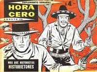 Cover Thumbnail for Hora Cero Suplemento Semanal (Editorial Frontera, 1957 series) #104