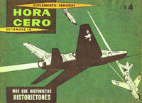 Cover Thumbnail for Hora Cero Suplemento Semanal (Editorial Frontera, 1957 series) #107