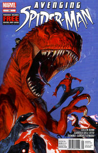 Cover Thumbnail for Avenging Spider-Man (Marvel, 2012 series) #15 [Newsstand]