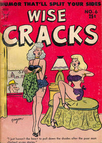 Cover Thumbnail for Wise Cracks (Toby, 1955 series) #6