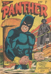 Cover Thumbnail for Paul Wheelahan's The Panther (Young's Merchandising Company, 1957 series) #17