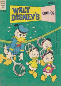 Cover Thumbnail for Walt Disney's Comics (W. G. Publications; Wogan Publications, 1946 series) #376