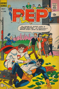 Cover Thumbnail for Pep (Archie, 1960 series) #195