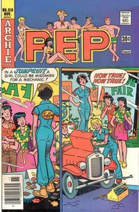 Cover Thumbnail for Pep (Archie, 1960 series) #319