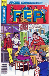 Cover Thumbnail for Pep (Archie, 1960 series) #350
