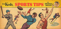 Cover Thumbnail for Sports Tips (Harvey, 1955 ? series)