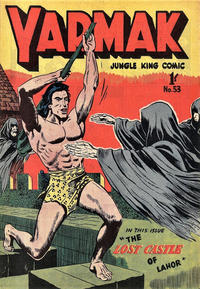 Cover Thumbnail for Yarmak Jungle King Comic (Young's Merchandising Company, 1949 series) #53