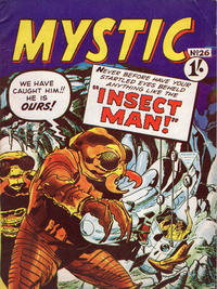 Cover Thumbnail for Mystic (L. Miller & Son, 1960 series) #26