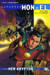 Cover Thumbnail for Superman: Mon-El (DC, 2010 series)