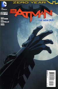 Cover Thumbnail for Batman (DC, 2011 series) #23 [Direct Sales]