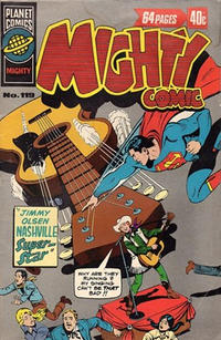 Cover Thumbnail for Mighty Comic (K. G. Murray, 1960 series) #119