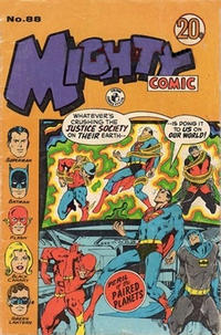 Cover Thumbnail for Mighty Comic (K. G. Murray, 1960 series) #88