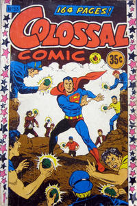 Cover Thumbnail for Colossal Comic (K. G. Murray, 1958 series) #53