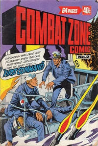 Cover Thumbnail for Combat Zone Comic (K. G. Murray, 1977 series) #2