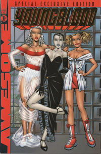 Cover Thumbnail for Youngblood Special Exclusive Edition (Awesome, 1997 series) #1+