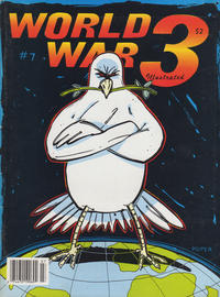 Cover Thumbnail for World War 3 Illustrated (World War 3 Illustrated, 1979 series) #7