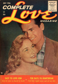 Cover Thumbnail for Complete Love Magazine (Ace Magazines, 1951 series) #v32#3 / 190