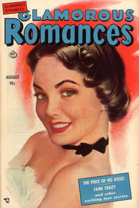 Cover Thumbnail for Glamorous Romances (Ace Magazines, 1949 series) #53