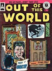 Cover Thumbnail for Out of This World (Thorpe & Porter, 1961 ? series) #5