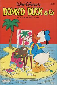 Cover Thumbnail for Donald Duck & Co (Hjemmet / Egmont, 1948 series) #22/1978