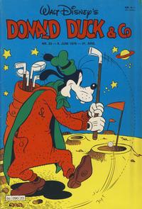 Cover Thumbnail for Donald Duck & Co (Hjemmet / Egmont, 1948 series) #23/1978
