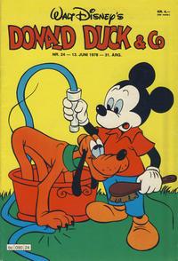 Cover Thumbnail for Donald Duck & Co (Hjemmet / Egmont, 1948 series) #24/1978