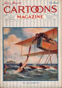 Cover Thumbnail for Cartoons Magazine (H. H. Windsor, 1913 series) #v18#1 [103]