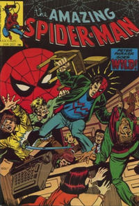 Cover Thumbnail for The Amazing Spider-Man (Yaffa / Page, 1977 ? series) #206-207