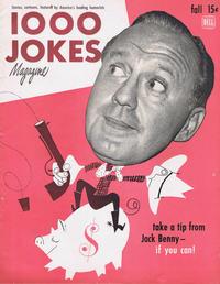 Cover Thumbnail for 1000 Jokes (Dell, 1939 series) #52