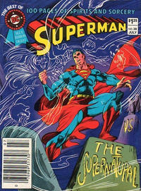 Cover Thumbnail for The Best of DC (DC, 1979 series) #38 [Newsstand]