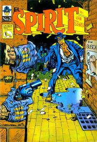 Cover Thumbnail for El Spirit (Editora de Periódicos La Prensa S.C.L., 1976 series) #2
