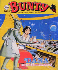 Cover Thumbnail for Bunty Picture Story Library for Girls (D.C. Thomson, 1963 series) #256