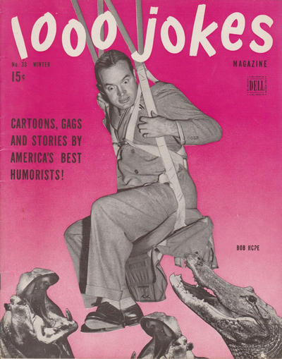 Cover for 1000 Jokes (Dell, 1939 series) #33