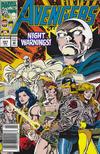 Cover Thumbnail for The Avengers (1963 series) #357 [Australian Newsstand Variant]
