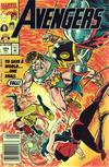 Cover Thumbnail for The Avengers (1963 series) #359 [Australian Newsstand Variant]