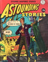 Cover for Astounding Stories (Alan Class, 1966 series) #167