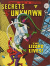 Cover for Secrets of the Unknown (Alan Class, 1962 series) #125