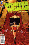 Cover for Wonder Woman (DC, 2011 series) #23