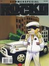 Cover for Rocky (Bladkompaniet / Schibsted, 2003 series) #8/2004