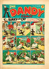 Cover for The Dandy Comic (D.C. Thomson, 1937 series) #59