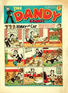 Cover for The Dandy Comic (D.C. Thomson, 1937 series) #81