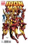Cover Thumbnail for Iron Man (2013 series) #258.1 [Layton]