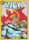 Cover for The Tick (New England Comics, 1988 series) #6 [Second Printing]