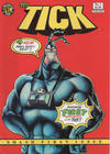 Cover for The Tick (New England Comics, 1988 series) #1 [2nd Edition]