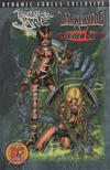 Cover Thumbnail for Painkiller Jane / Darkchylde Preview (1998 series) #1 [Dynamic Forces Exclusive Preview Book]
