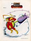 Cover for Comic Crusader (Martin L. Greim, 1968 series) #15