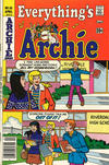 Cover for Everything's Archie (Archie, 1969 series) #55