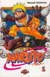 Cover for Naruto (Bonnier Carlsen, 2006 series) #1