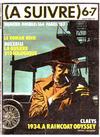 Cover for (À Suivre) (Casterman, 1977 series) #6/7